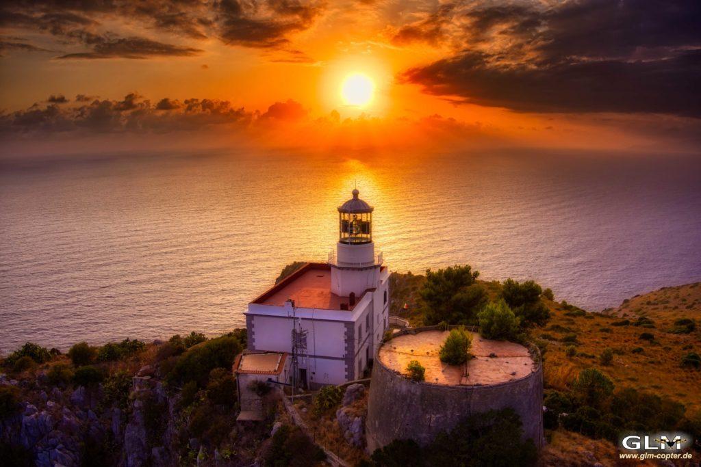 Lighthouse of Cape Palinuro