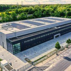 Günther Maschinenbau GmbH, Neu Halle (2021)